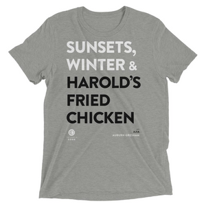 'Fried Chicken in Auburn Gresham' Short-Sleeve Unisex T-Shirt