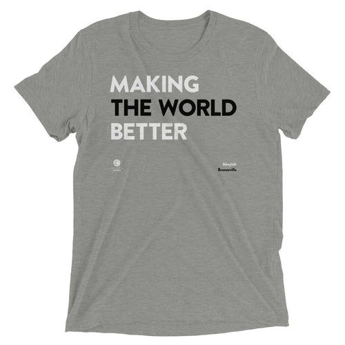 'Better World' Short-Sleeve Unisex T-Shirt