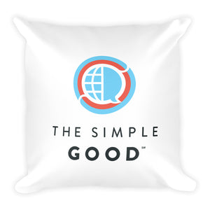 'We Are Better Together' Throw Pillow