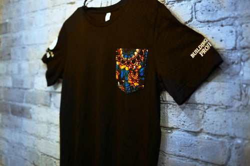 'Building Hope' Pocket Tee
