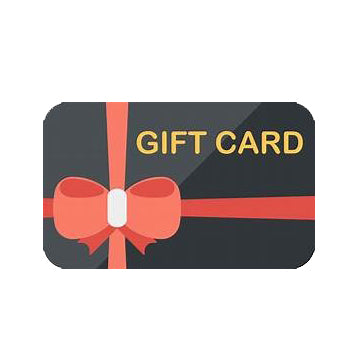 GIFT CARDS $20-$500