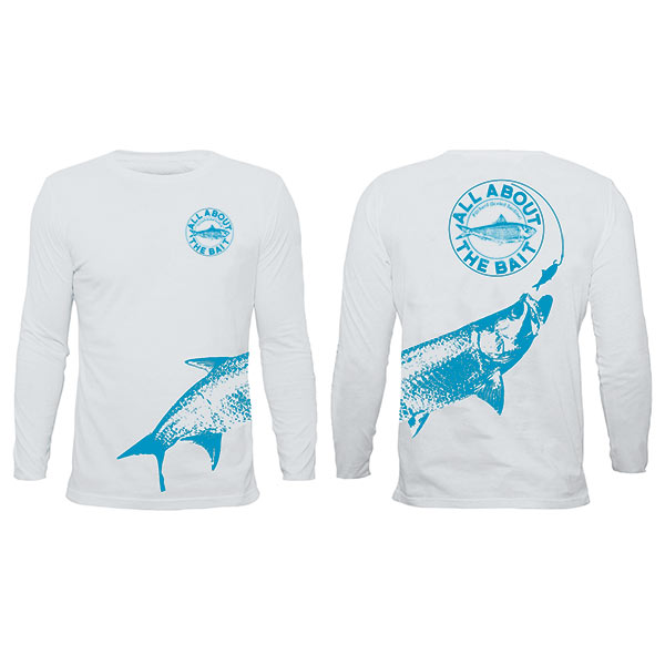 All About The Bait Tarpon T-Shirt