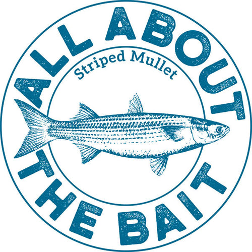 All About The Bait Mullet Sticker