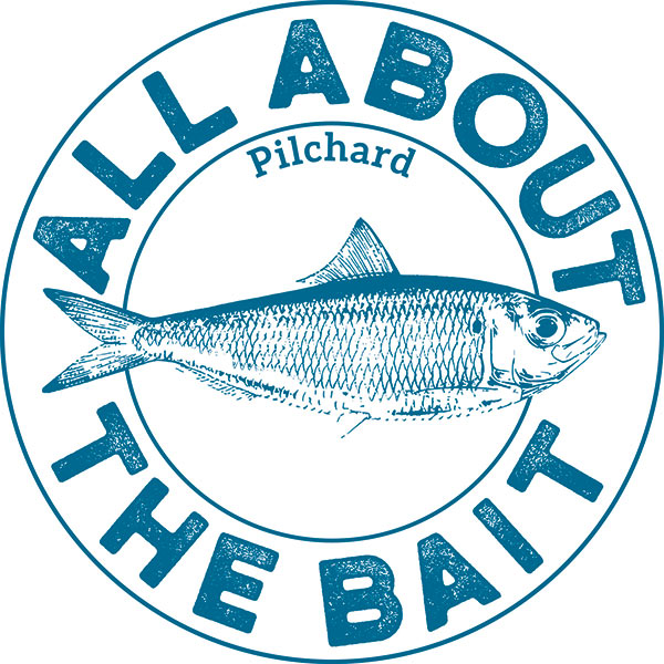 All About The Bait Pilchard Sticker