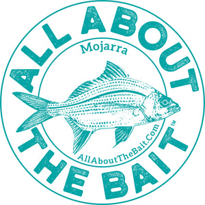 "Mojarra 5"" Round Sticker"