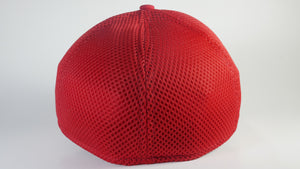 (7 Colors) BLUE CRAB - MED/LARGE New Era® Stretch Mesh Cap (NE1020) - (FREE DELIVERY)