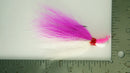 5 Pack - 1/2 oz Bucktail Jig - Cobra Jighead 2X Strong Mustad Hook