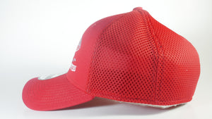 (4 Colors) LIVE BAIT MATTERS - MEDIUM/LARGE New Era® Stretch Mesh Cap (NE1020) - (FREE DELIVERY)