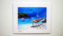 Ray Rolston Canvas Print - LOBSTER - FREE SHIPPING