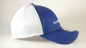 (7 Colors) BAIT FISH - MEDIUM/LARGE New Era® Stretch Mesh Cap (NE1020) - (FREE DELIVERY)