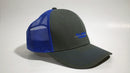 (3 Colors) PINFISH - KC Caps KC8400 Adult Pro Style Trucker Cap with Neon Mesh - (FREE DELIVERY)
