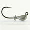 AATB COBRA/Banana Jigheads - 1/4 oz - 2/0 Mustad 2X Heavy Duty Hook - 5, 10, or 25 pack.  FREE SHIPPING.