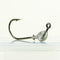 AATB Custom FISH HEAD Jigheads - 1/8 oz - 3/0 Heavy Duty Hook - 5, 10, or 25 pack.  FREE SHIPPING