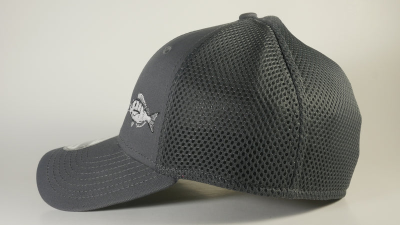 (3 Colors) PINFISH - LARGE/X-LARGE New Era® Stretch Mesh Cap (NE1020) - (FREE DELIVERY)