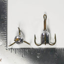 MULLET SNAGGING HOOK - 1 oz - 5/0 - MUSTAD TREBLE HOOK