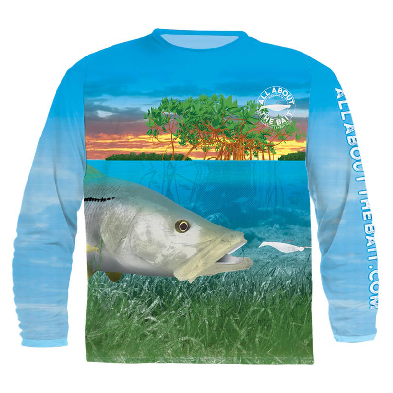 $15 (BLEM) Snook Shirt (Small, Medium, Large, Only) - FREE SHIPPING