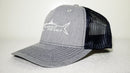 (2 Colors) ALL ABOUT THE BAIT TARPON - Port Authority - 7 Snap Back (FREE DELIVERY)