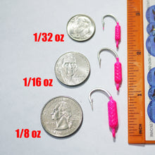 PINK - 50 CT. - Yellowtail Snapper Drift Jig - FREE SHIPPING