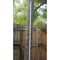 "8 Foot Length - 3/4"" Fiberglass Pole for DIY Stakeout/Push Pole (FREE DELIVERY)"