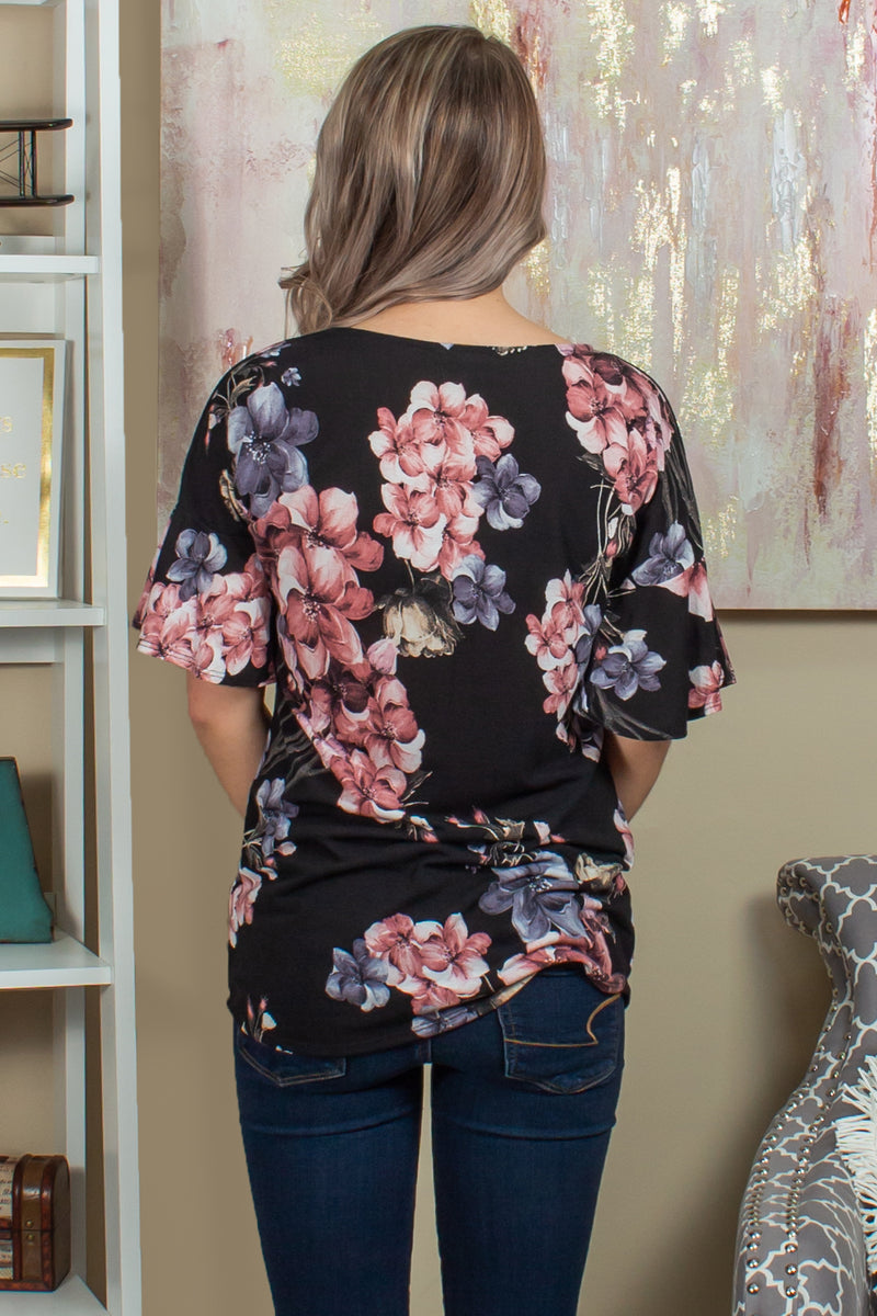 Womens tops, Womens blouses, Womens floral tops