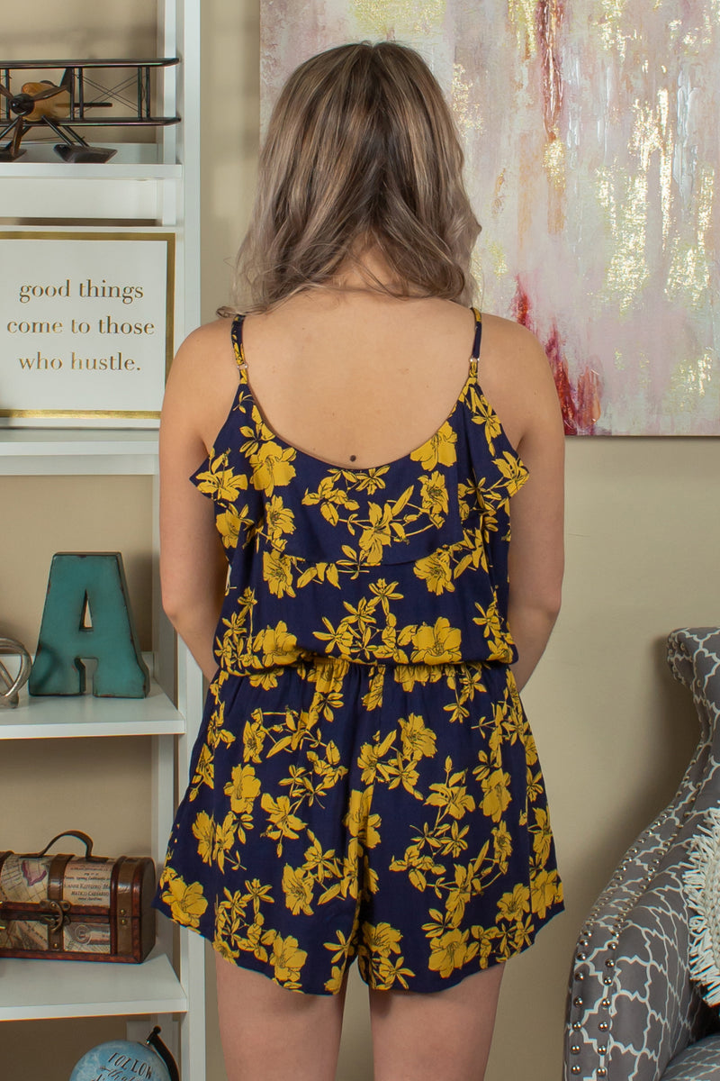 Womens summer romper, Romper