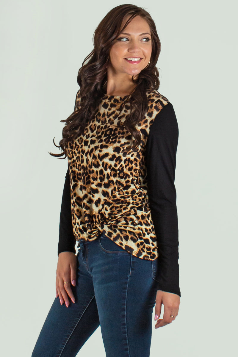 Cute Animal Print Shirt
