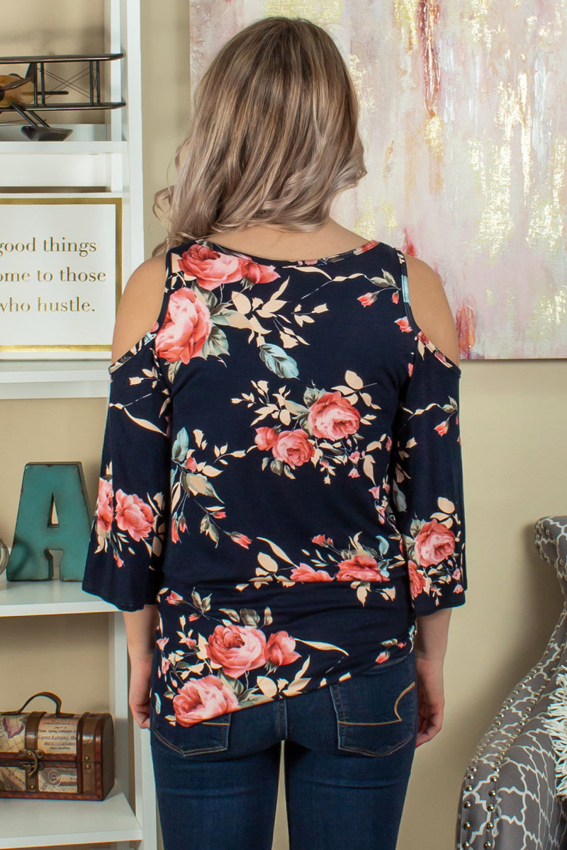Boutique Tops, Boutique Blouses, Boutique Floral Tops