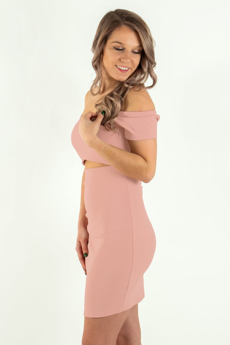 Boutique Bodycon, Boutique Bodycon Dress, cute short dress, cute pink dress, cute pink bodycon