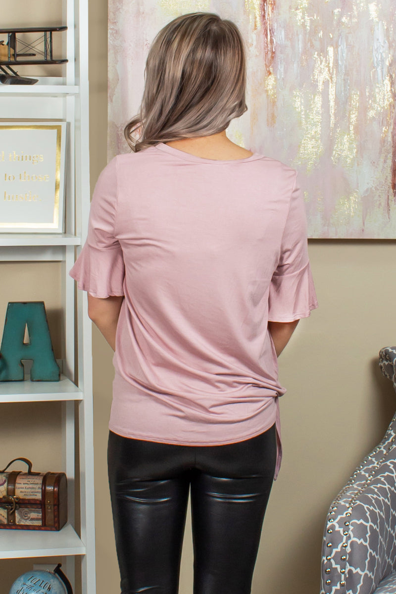 Womens blouses, Boutique tops, Boutique tee