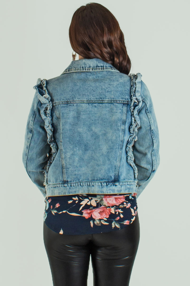 womens denim jackets, womens jean jackets