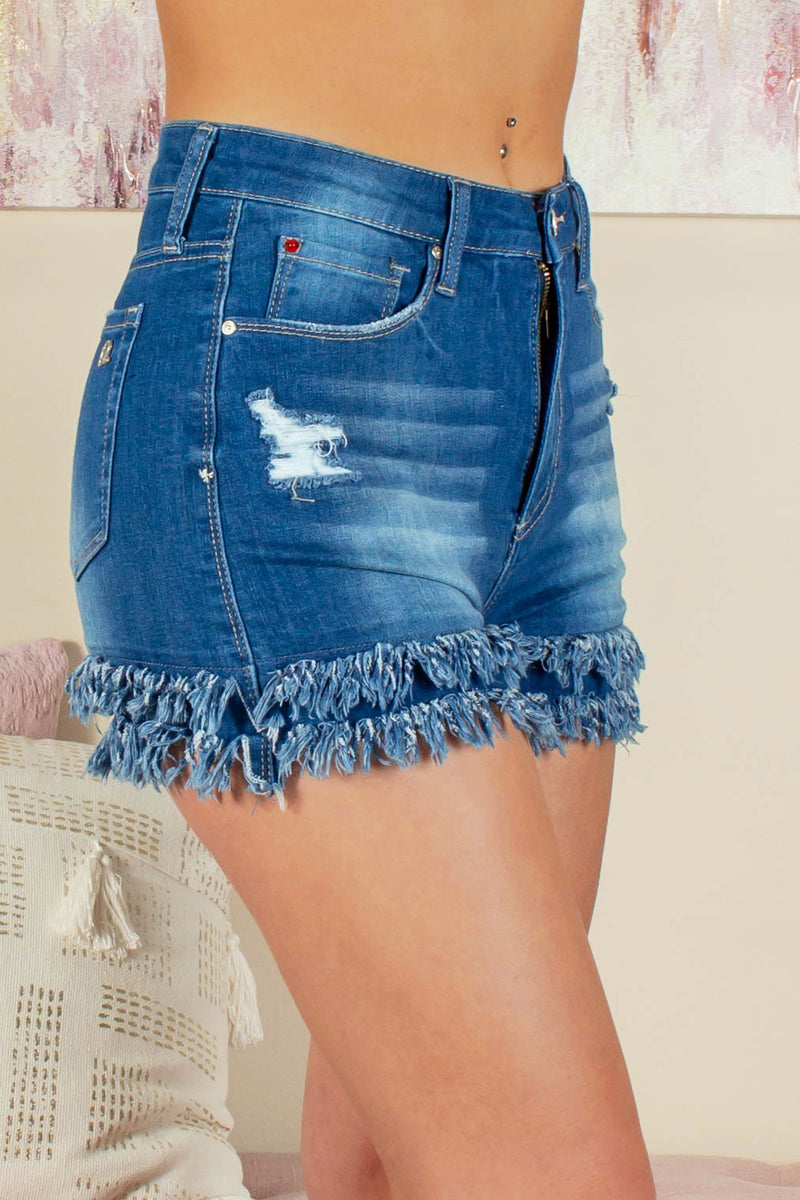 summer shorts, spring shorts, denim, womens denim shorts, trendy shorts