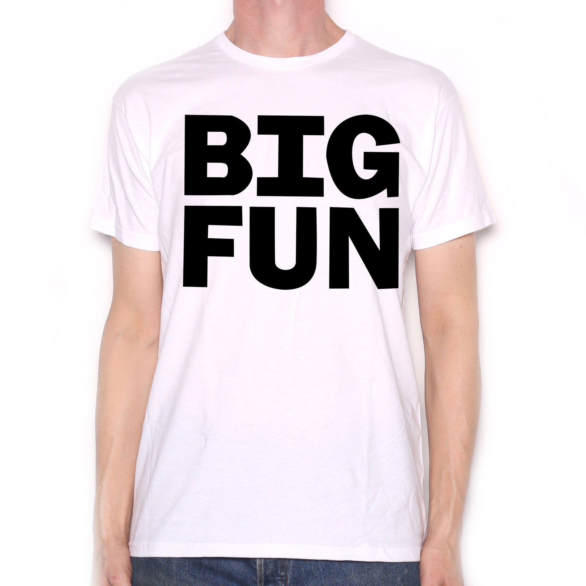 d3534e65c As Seen In Heathers T Shirt - Big Fun | Cult Movie T-Shirts At Old ...