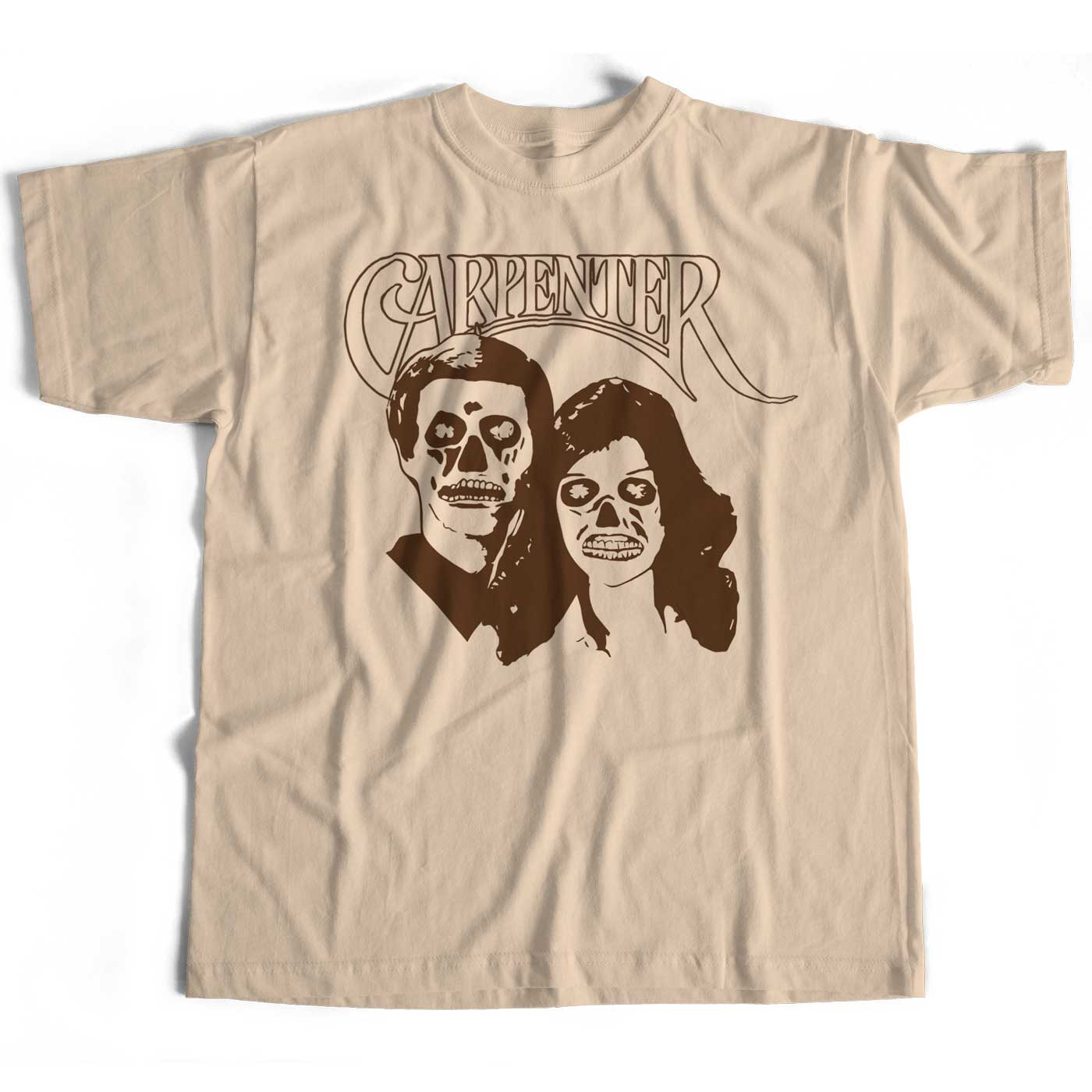 9e4c9ee8 Carpenter They Live T shirt - An Easy Listening Cult Sci-Fi Movie Design