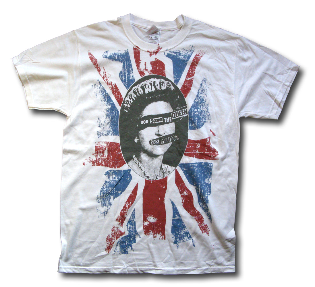 The queen sex pistols t