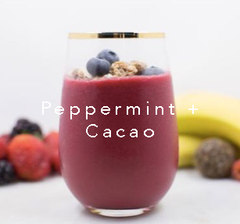 Peppermint + Cacao