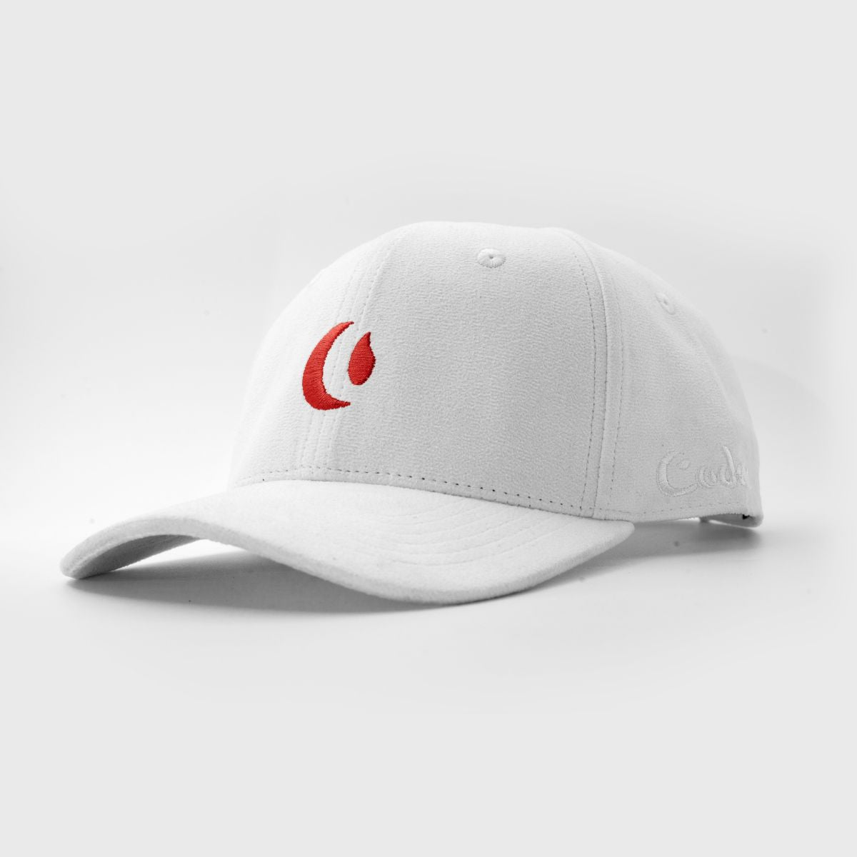 White Coden Prime Baseball Cap