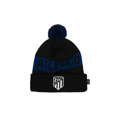 Atletico Madrid Cuffed Popsicle Beanie