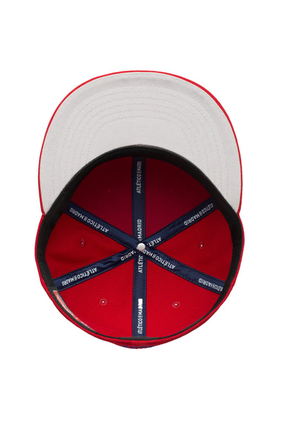 Atletico de Madrid Fitted Hat