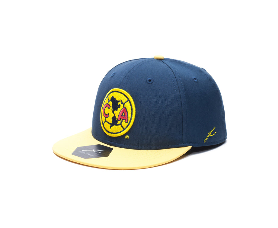 Club America Core Snapback Hat