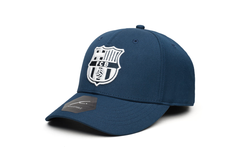 Barcelona Hit Adjustable Hat