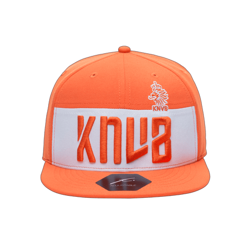 Netherlands Block Snapback Hat