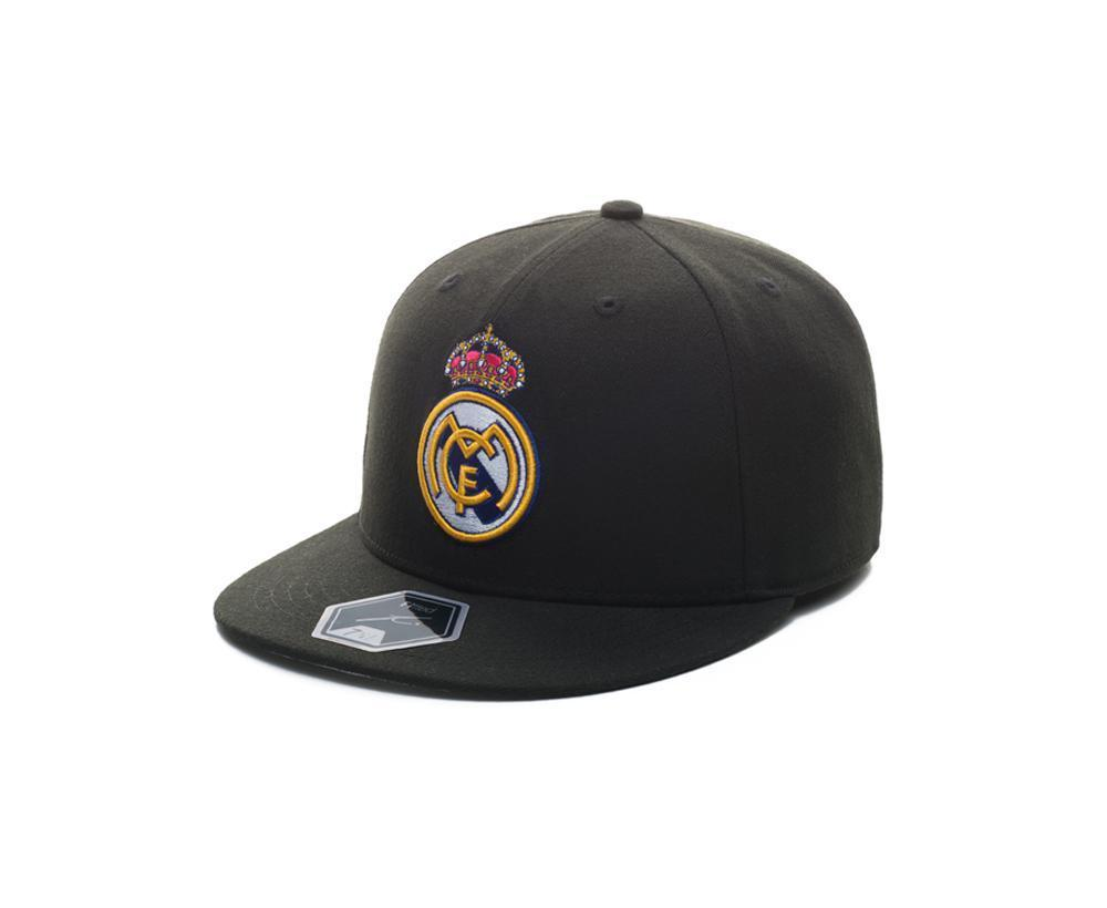 Real Madrid Fitted Hat
