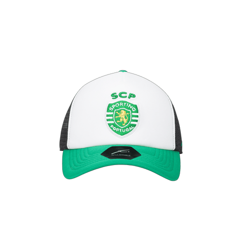 Sporting Clube de Portugal Tri Trucker Hat