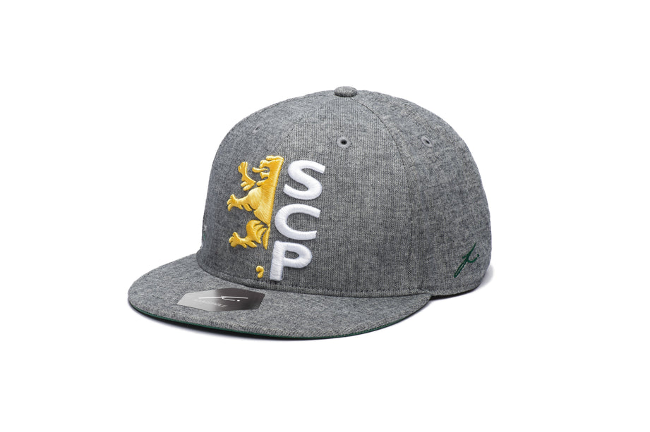 Sporting Clube de Portugal Stack Snapback Hat