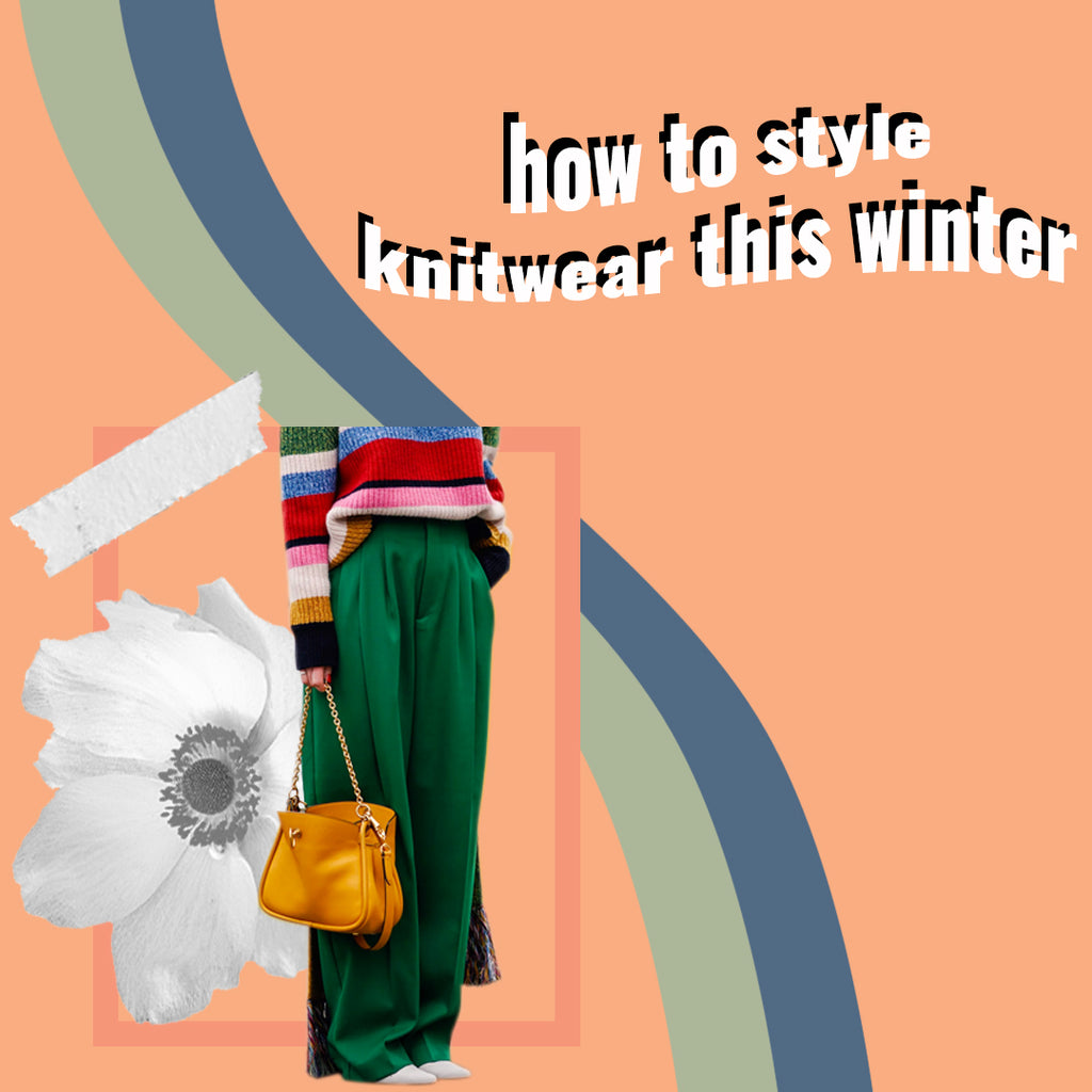 How to style knitwear this Winter
