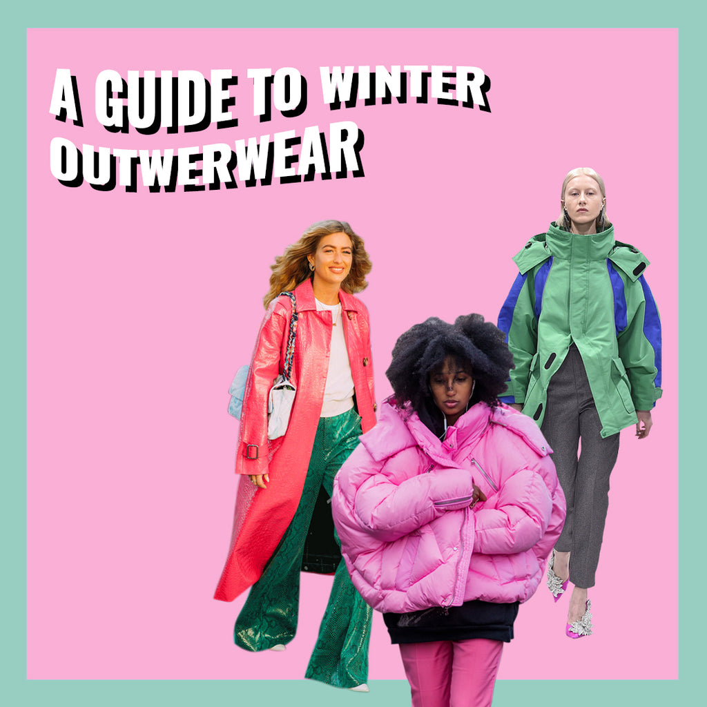 west carolina a guide to winter outerwear blog post cover