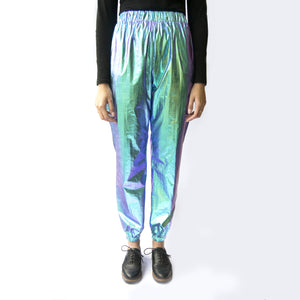 Blue Space Trousers