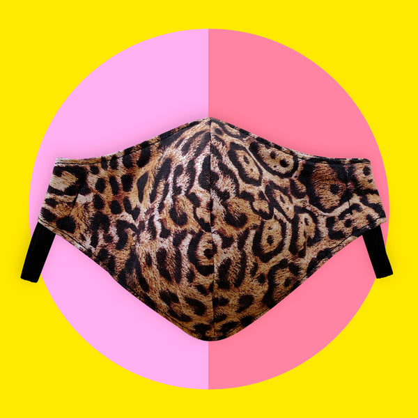 Leopard Print - LIMITED EDITION Face Mask