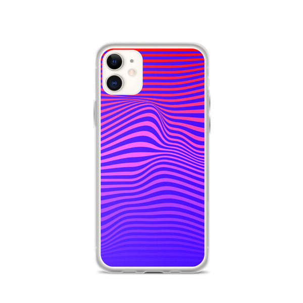 OP Art iPhone Case