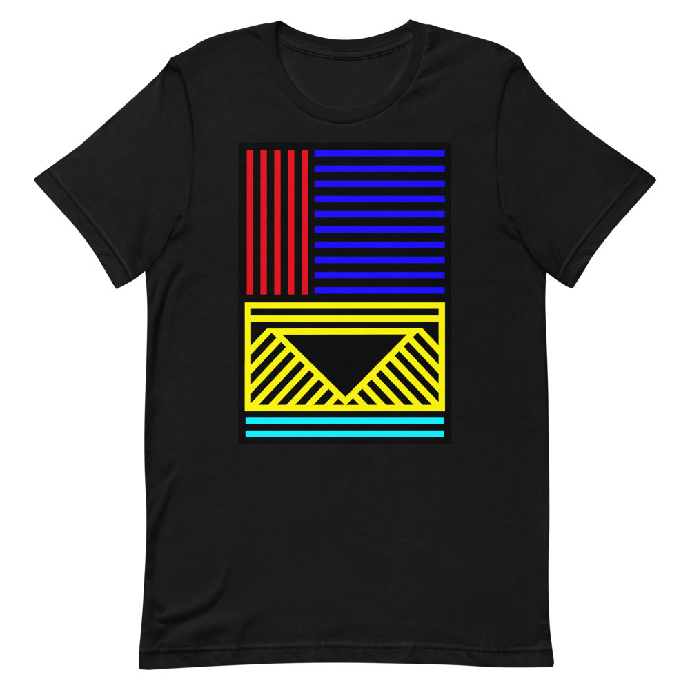 Geometric Print - Limited Edition T-Shirt